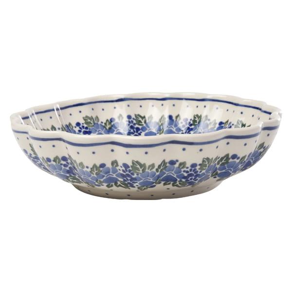 セラミカ / クラクフ 波型盛鉢(20cm)