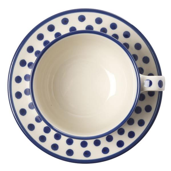 セラミカ / ポルカドット カップ&ソーサー(カップ10.9cm)