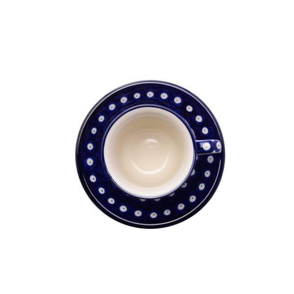 セラミカ / ブロニ カップ&ソーサー (カップ9cm)