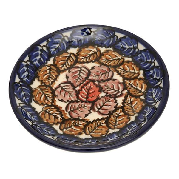セラミカ / オータムリーフ 小皿(10cm)