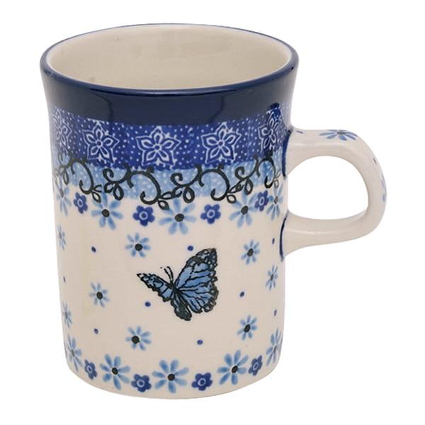 セラミカ / ブルーパピヨン マグカップ