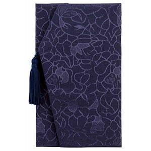 袱紗 フリンジ付き(紫)
