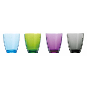 MEPRA / アンブレイカブルグラス 4個セット