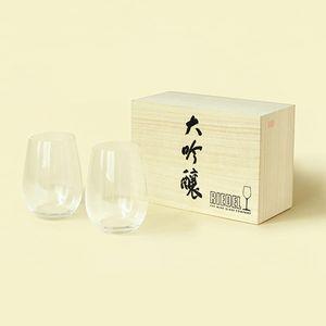 RIEDEL / オー ペア大吟醸グラス [木箱入り]
