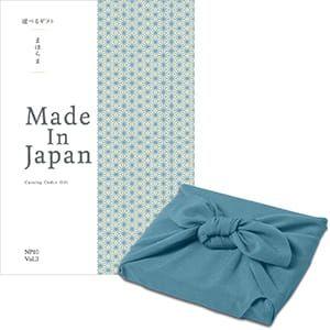 <風呂敷包み> まほらま Made In Japan(メイドインジャパン) カタログギフト <NP10+風呂敷(あじさい)>