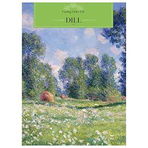 カタログオーダーギフト <DILL(ディル)>