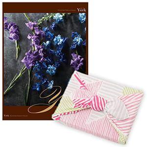 <風呂敷包み> 選べるギフト Mistral(ミストラル) <ヨーク+風呂敷(こはれ ねんりん ピンク)>