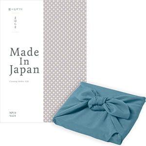 <風呂敷包み> まほらま Made In Japan(メイドインジャパン) カタログギフト <NP19+風呂敷(あじさい)>