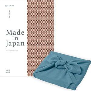 <風呂敷包み> まほらま Made In Japan(メイドインジャパン) カタログギフト <NP26+風呂敷(あじさい)>