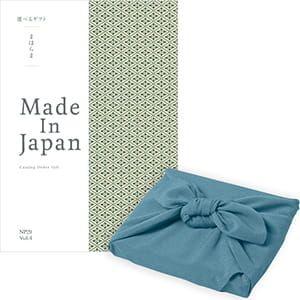 <風呂敷包み> まほらま Made In Japan(メイドインジャパン) カタログギフト <NP29+風呂敷(あじさい)>