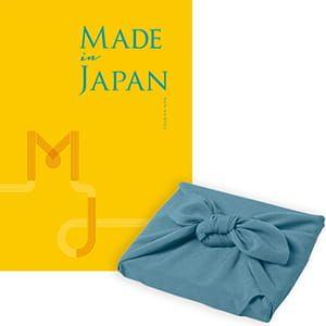 <風呂敷包み> Made In Japan(メイドインジャパン) カタログギフト <MJ06+風呂敷(色のきれいなちりめん あじさい)>