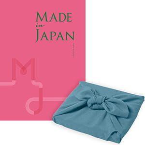 <風呂敷包み> Made In Japan(メイドインジャパン) カタログギフト <MJ08+風呂敷(色のきれいなちりめん あじさい)>