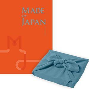 <風呂敷包み> Made In Japan(メイドインジャパン) カタログギフト <MJ16+風呂敷(色のきれいなちりめん あじさい)>