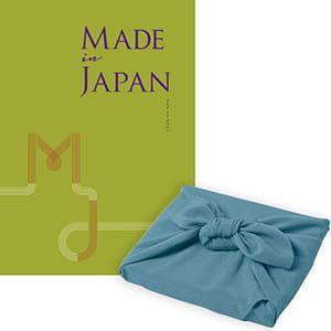 <風呂敷包み> Made In Japan(メイドインジャパン) カタログギフト <MJ21+風呂敷(色のきれいなちりめん あじさい)>