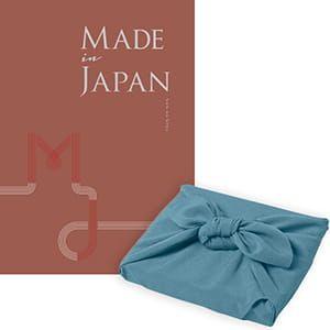 <風呂敷包み> Made In Japan(メイドインジャパン) カタログギフト <MJ26+風呂敷(色のきれいなちりめん あじさい)>