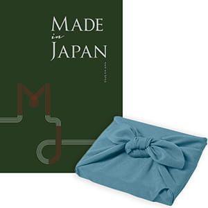 <風呂敷包み> Made In Japan(メイドインジャパン) カタログギフト <MJ29+風呂敷(色のきれいなちりめん あじさい)>