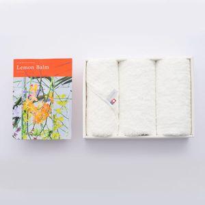 選べるギフト Mistral(ミストラル) <Lemon Balm(レモンバーム)>+antina今治タオルセット