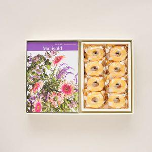 選べるギフト Mistral(ミストラル) <Marigold(マリーゴールド)>+森の庭 / しっとりバームクーヘン