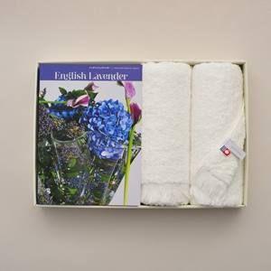 選べるギフト Mistral(ミストラル) <English Lavender(イングリッシュラベンダー)>+今治フェイスタオルセット
