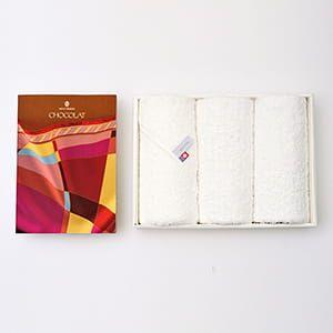 VENT OUEST(ヴァンウェスト) ギフトカタログ <CHOCOLAT(ショコラ)>+antina今治タオルセット