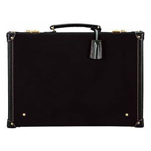 豊岡鞄 アタッシュケース(黒)