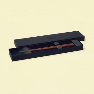 MARUNAO / 極上 十六角箸(紫檀)