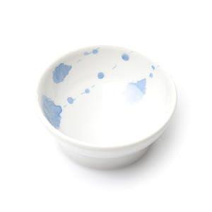 永立寺窯 / 砥部焼 3寸鉢 しずく