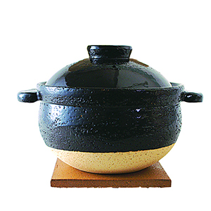 伊賀焼窯元 長谷園 / かまどさん 五合炊き