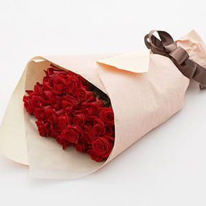 Red Rose 30 バラの花束30本
