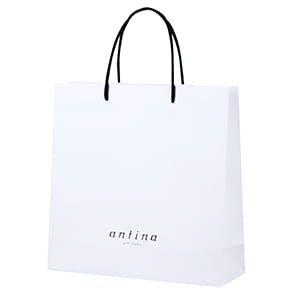 antina / ショッピングバッグM (幅32×マチ11×高さ32cm)
