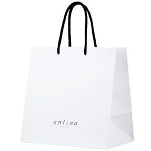 antina / ショッピングバッグL (幅32×マチ20×高さ32cm)