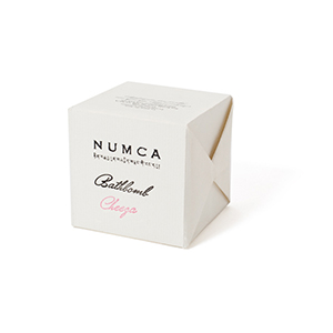NUMCA / バスボム チーツァ 1回分