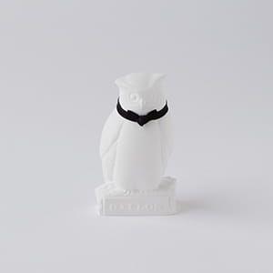 BALLON / アロマオーナメント (Owl/黒/ラベンダー)