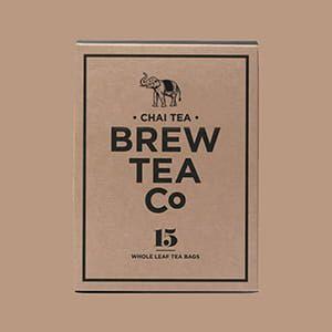 Brew Tea Co / チャイ TEA BAGS