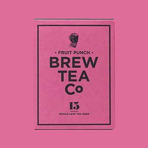 Brew Tea Co / フルーツパンチ TEA BAGS*