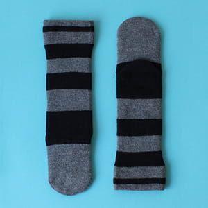 % / 靴下(Black60%Gray40%)