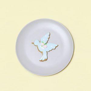 アイシングクッキー 青い鳥 50個以上でご注文ください