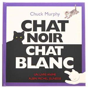 CHAT NOIR CHAT BLANC (フランス) [日本語単語帳付]