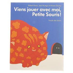 Viens jouer avec moi,petite souris (フランス) [日本語単語帳付]