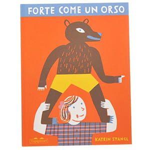 FORTE COME UN ORSO (イタリア) [日本語単語帳付]