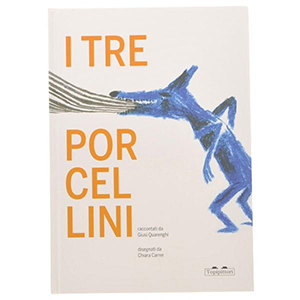 I TRE PORCELINI (イタリア) [日本語単語帳付]