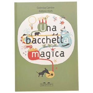 UNA BACCHETTA MAGICA (イタリア) [日本語単語帳付]