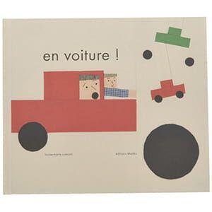en voiture!(on the road) (フランス)