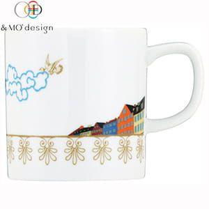 &MO'design / マグカップ(空から)