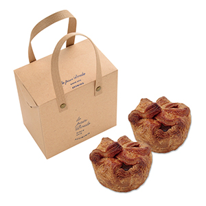 le pain boule / アップルパイセット