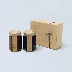 le pain boule / フルーツジャムセット(いちご・ブルーベリー)*