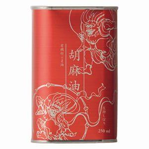 肴七味屋 / 有機白胡麻油 [GIFT COLLECTION掲載商品 696D0285]